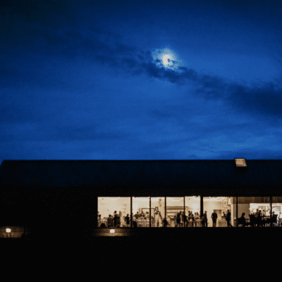 Casterley at Night