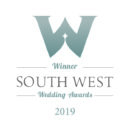 Winner South West Wedding Awards 2019 - Casterley Barn