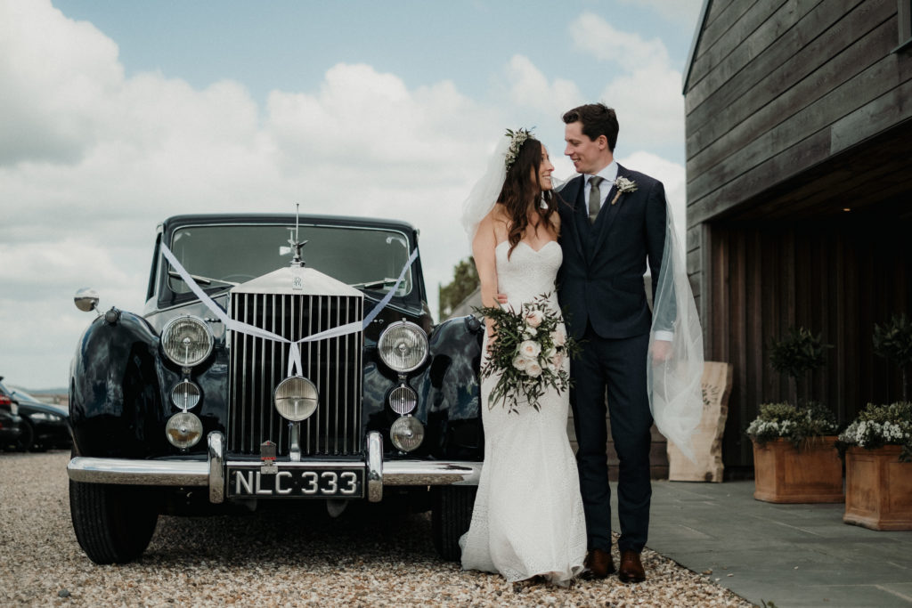 Barn Entrance - Stuart Dudleston Photography